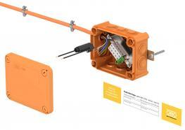 Funktionserhaltsysteme Kabelabzweigkästen FireBox T-Serie